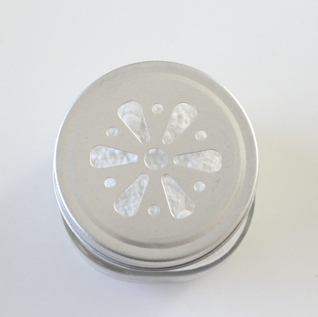 DIY Air Freshener jar lid