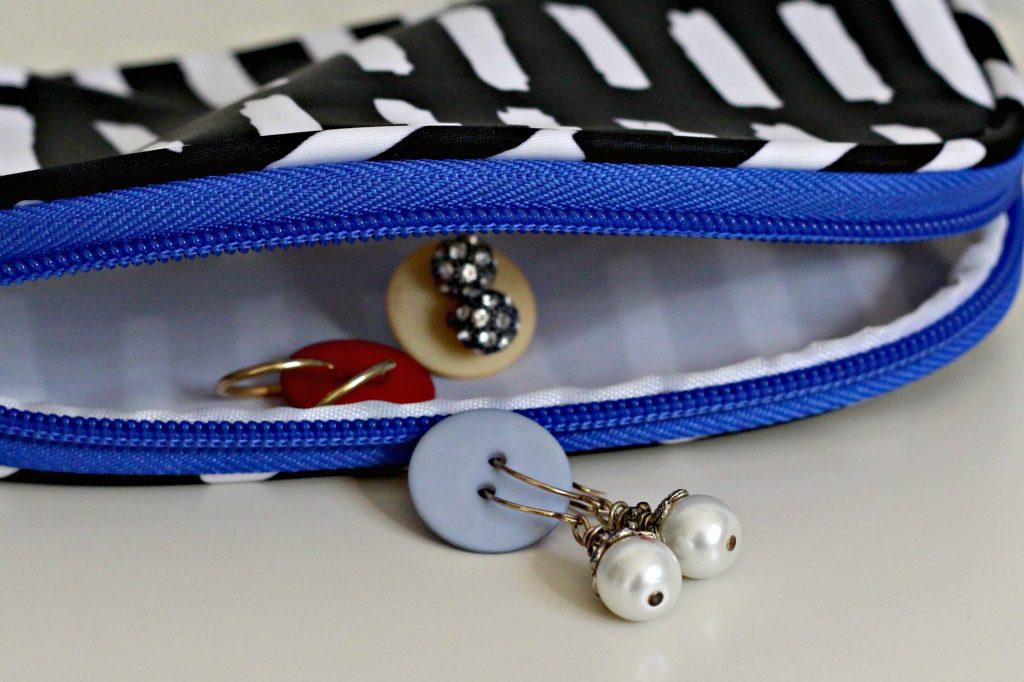 Earrings Organized Travel