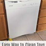 Easy Way to Clean Toys – 31 Days of Organizing and Cleaning Hacks