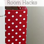 Quick Laundry Room Hacks – 31 Days of Organizing and Cleaning Hacks