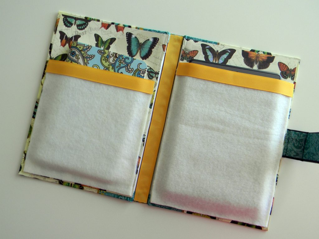 Kindle Cover add trim