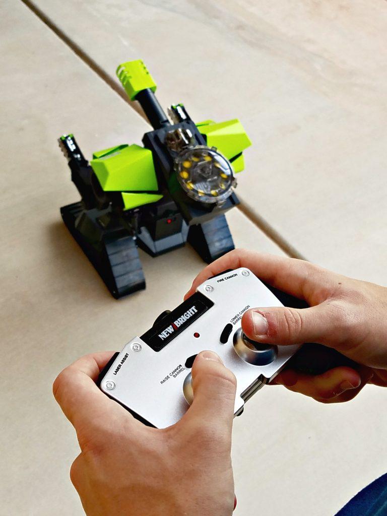 MECH Robo Cannon remote control