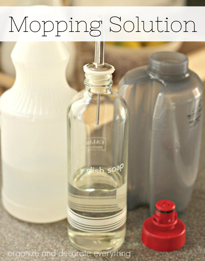 Mopping Solution