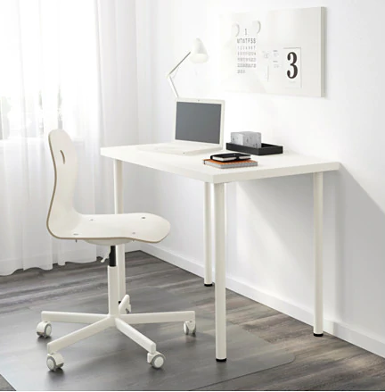 IKEA desk top
