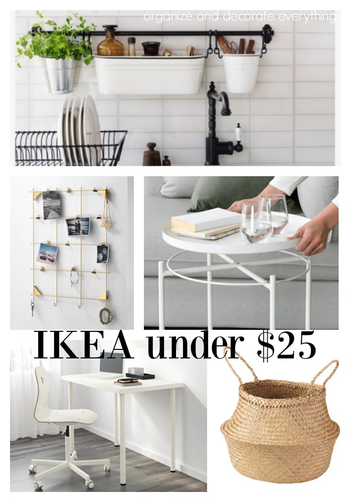 IKEA Favorite Finds under 25