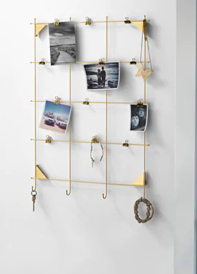 IKEA memo board