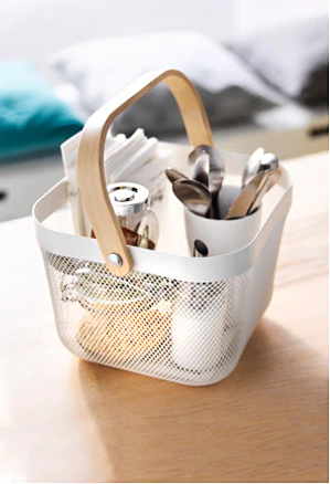 IKEA Wire Basket