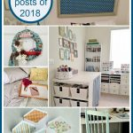 Top 12 Posts of 2018 – Organize and Decorate Everything