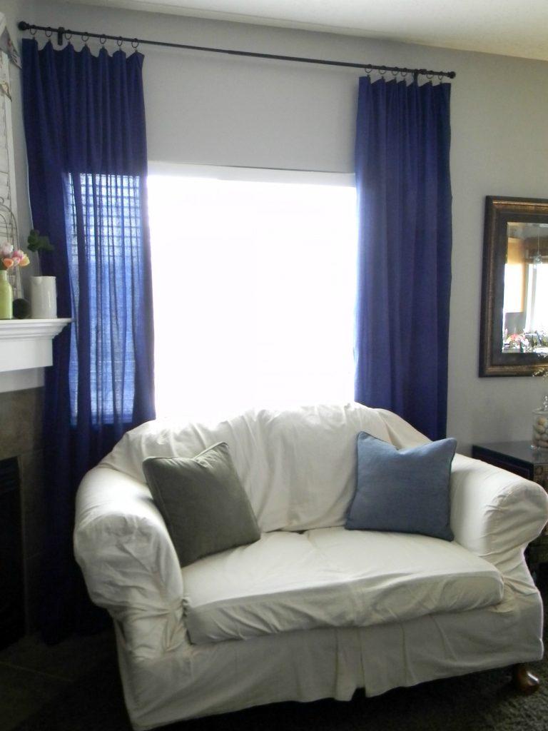 table cloth curtains