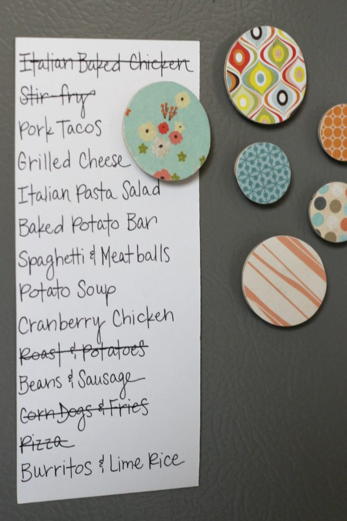Meal Planning 6