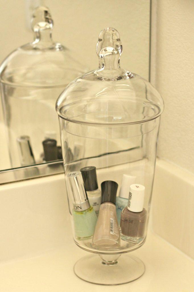 Bathroom Update polishes