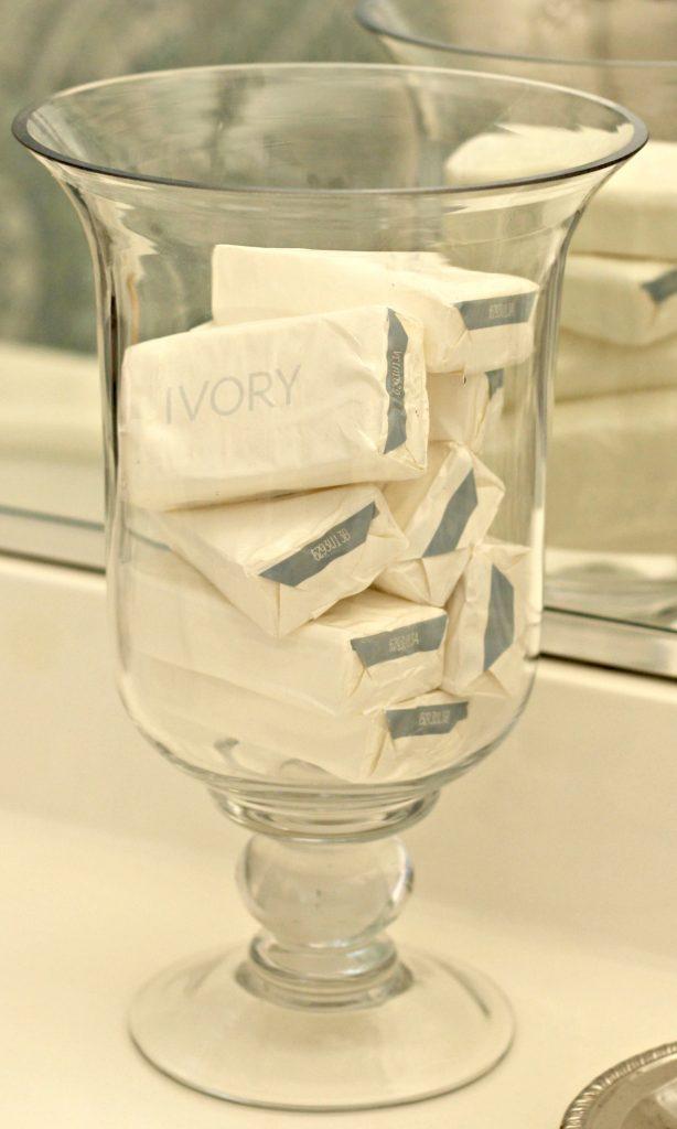Bathroom Update soaps