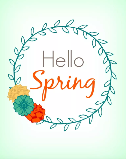 Spring Printable Decor