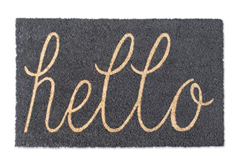 Porch and Patio Accessories door mat