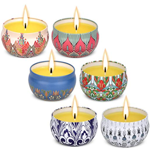 Porch and Patio Accessories scented candles