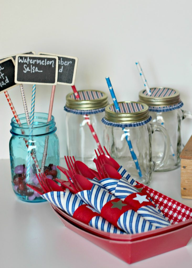 Quick and Easy Patriotic Party Ideas