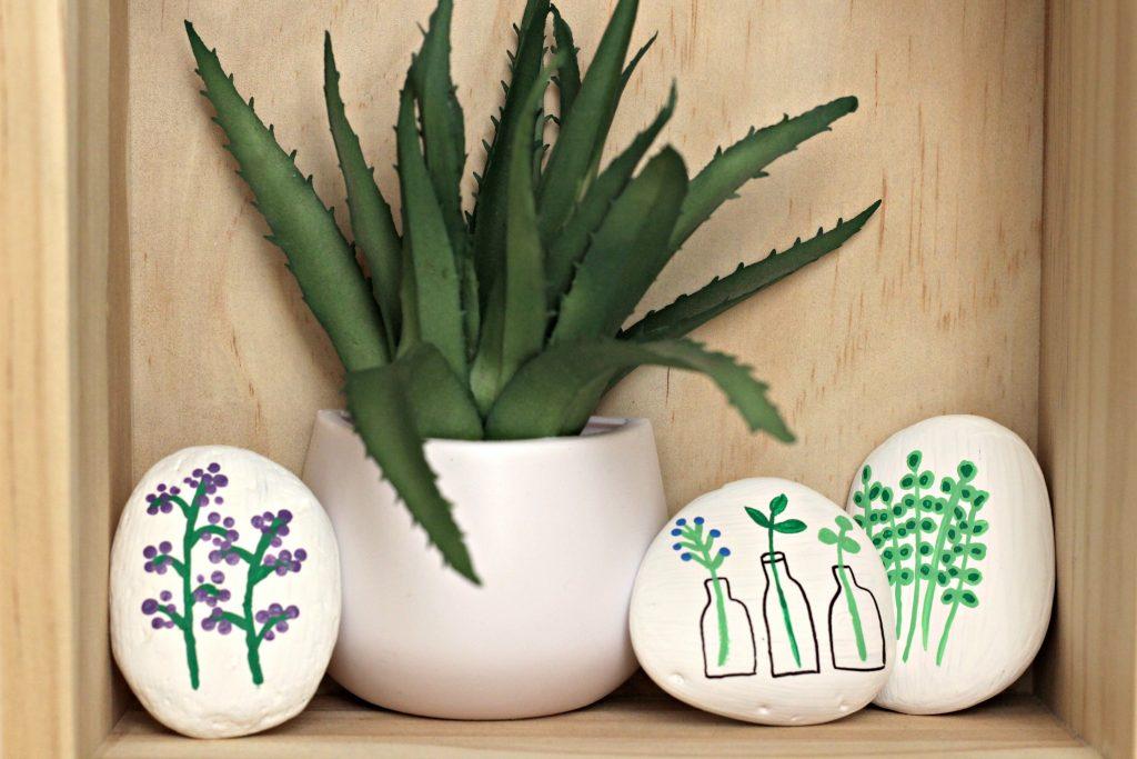 Painted Rocks flowering plants