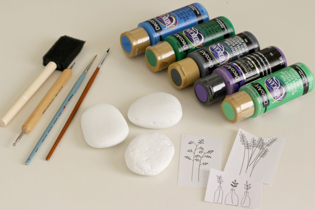 Painted Rocks supplies