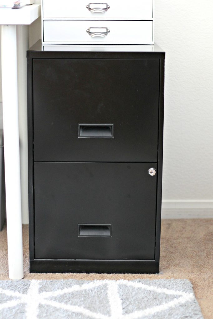 April declutter File Cabinet