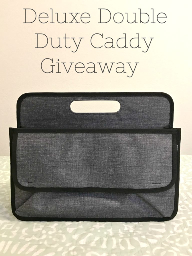 Deluxe Double Duty Caddy review