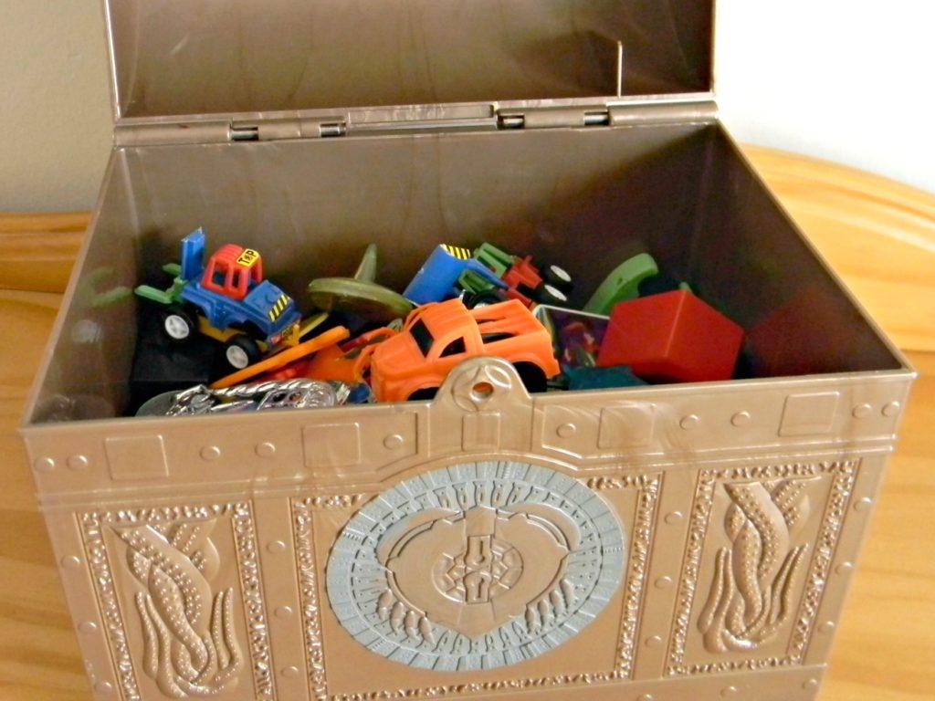June decluttering Toys