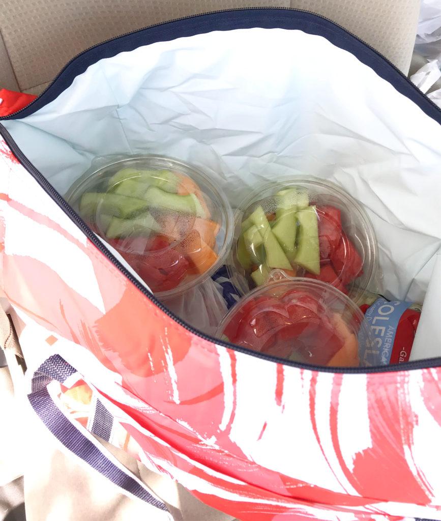 thermal market tote groceries